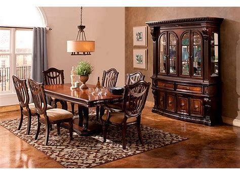 Grand Estates Dining Room Set by Grand Estates 7pc Dining Set For The Home