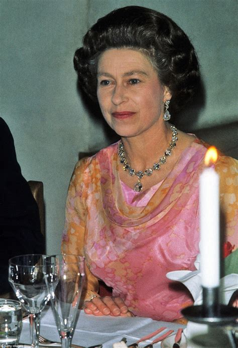 queen s the queen s glorious necklaces all have fascinating stories to tell daily mail online
