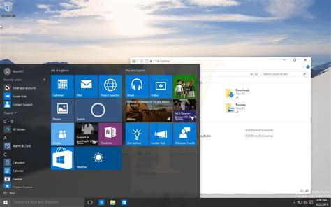 visualizar imagenes windows 10 windows 10 file explorer windows mode