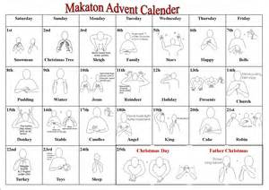 Sign In To My Calendar Week 9 Makaton Learning Project Plp 3003 Learning Project