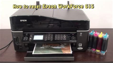 reset wf 7511 resetter waste ink pad counter reset epson workforce 615 waste ink pad counter youtube