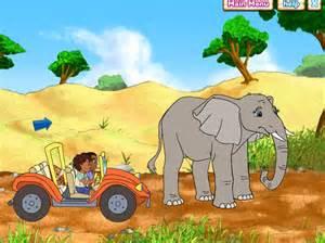 Go diego go 2 game set with great dinosaur amp safari rescue standard