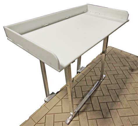 fish cleaning table polydock products