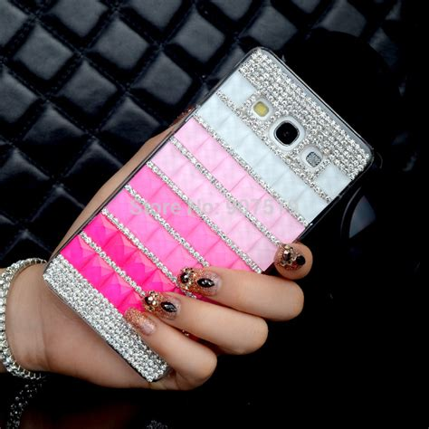 pen luxury handmade phone cases bling rhinestone