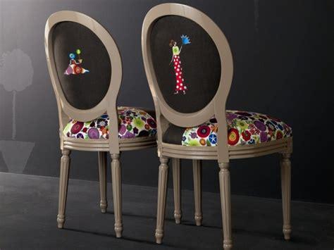 chaise médaillon: de Louis XVI à Philippe Starck