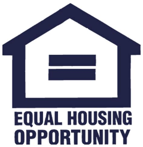 Equal Housing Opportunity Logo by Fair Housing Statement Team Rossman