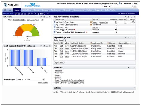 image gallery netsuite crm