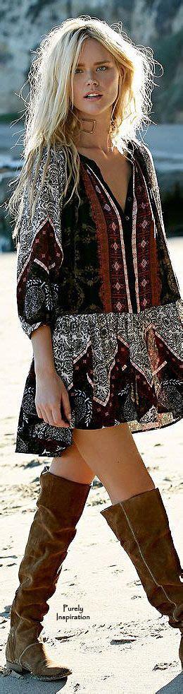 Promo Boho Chic bohemian boho style hippy hippie chic boh 232 me vibe fashion folk look