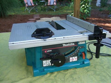Makita Table Saw 2708 Rip Fence Modern Coffee Tables And