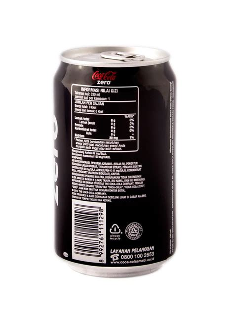 Minuman Rasa Root Kaleng 330ml coca cola soft drink zero klg 330ml klikindomaret