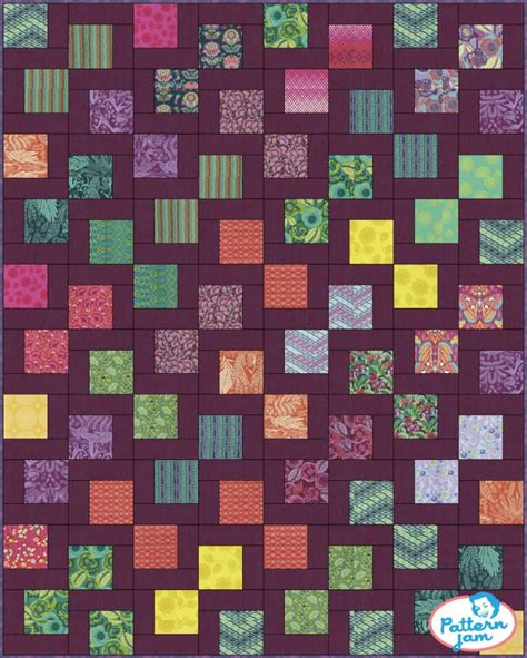quilting it s so on pattern jam color
