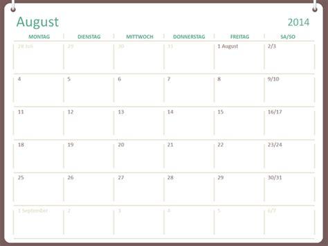 Kalender 2018 Juli August Kalender Office