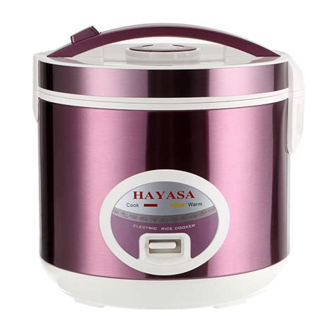 Rice Cooker Rinnai 5 Liter new hayasa 3 in 1 non stick inner pot 1 8 litre electric