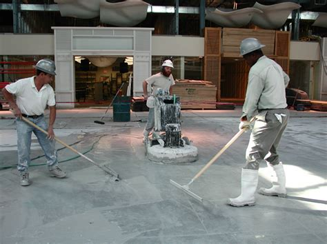 Polished Concrete Floors are all the rage, Learn how