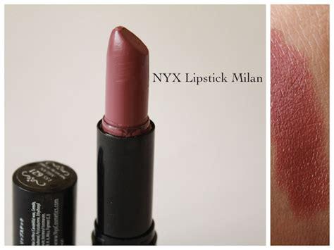 Lipstik Nyx Milan nyx lipstick milan