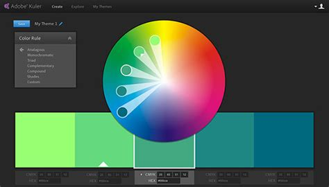 adobe color app adobe kuler color selection iphone app is now available