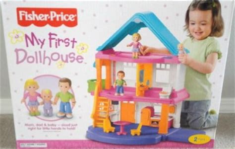 my first doll house fisher price my first dollhouse playset people accessories complete set new ebay