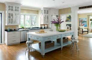 Movable Kitchen Island Ideas Mobile Kitchen Islands Ideas And Inspirations