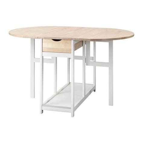 drop leaf dining table ikea hedesunda drop leaf table ikea kitchen pinterest