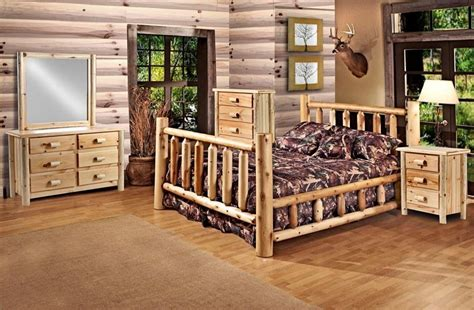 pine log bedroom furniture rustic bedroom decorating ideas a guide to inspire and