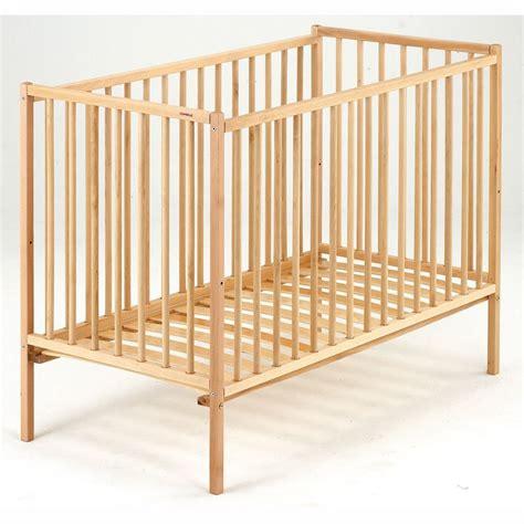 lit barreaux pliant lit bebe pliant bois maison design wiblia