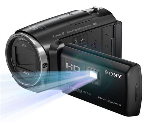 Sony Hrd Pj410 1 slashcam news ces sony camcorder hdr pj620 hdr pj410