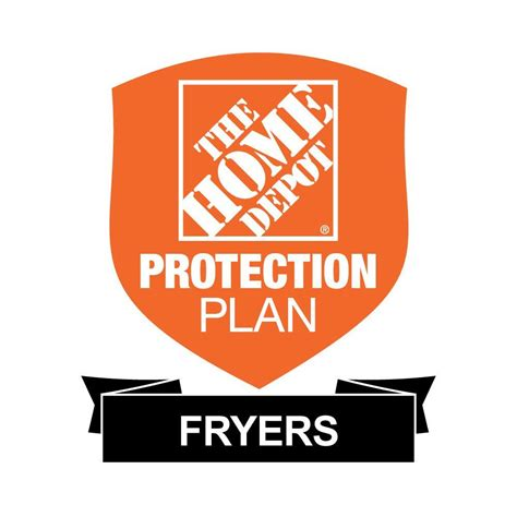 home depot protection plan review the home depot 3 year protection plan for fryers 5000
