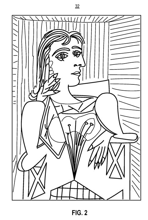 picasso coloring pages pin pablo picasso colouring pages on