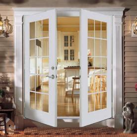 Inswing Vs Outswing French Doors - shop reliabilt 174 5 reliabilt french patio door wind code
