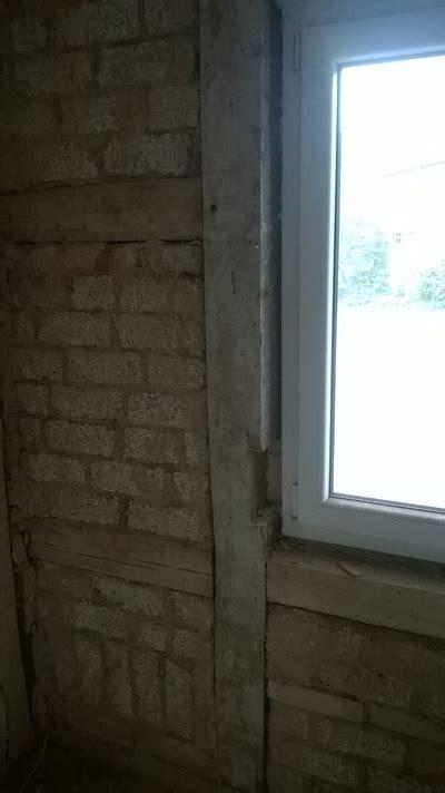 verputzen innen holzfensterlaibung innen verputzen