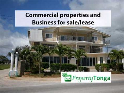 property tonga real estate rental houses homes