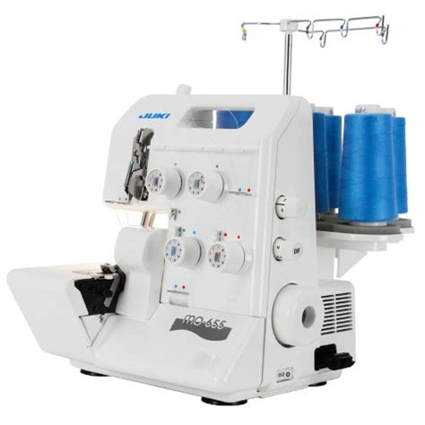 Juki Pearl Line Mo 655 Serger Product Features Review Best Machine For Lining