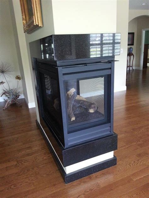 Black Marble Fireplace Surround Asheville Granite Marble Countertop Company Reflections