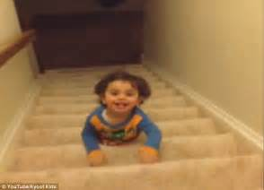 Toddler Bed Escape Toddler Makes Last Ditch Effort To Escape His Bedtime In