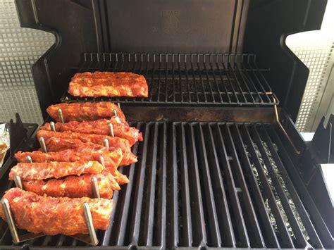 Ribs Ikea spare ribs klassisch 3 2 1 gegrillt grillkameraden de