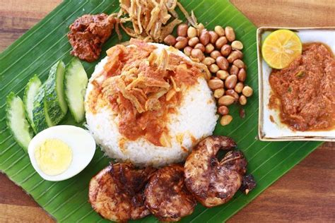 Nasi Koko 1 nasi lemak nasi lemak is a fragrant rice dish cooked in coconut milk commonly found in malaysia
