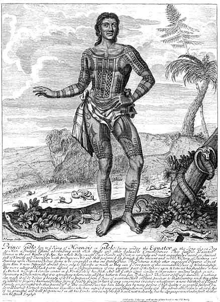 mindanao tribal tattoo prince giolo