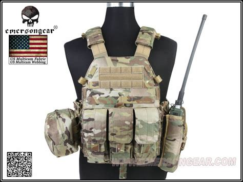 Airsoft Tactical Combat Styles Emerson Protecti Murah 2015 new emerson lbt6094a style vest with pouches airsoft paintball army combat gear
