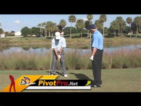 golf swing pivot golf swing lessons swing sequence reverse pivot by jim
