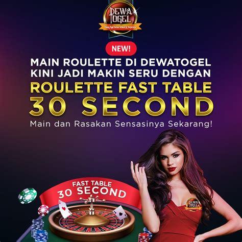 roulette fast table dewatogel kembar georgia caribbean