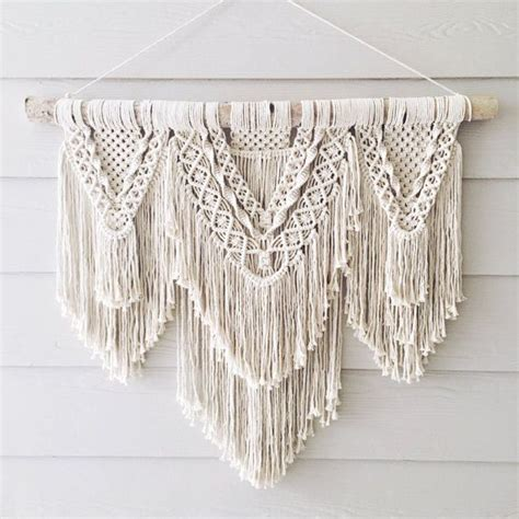 Free Macrame Wall Hanging Patterns - best 25 macrame wall hangings ideas on