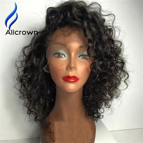wigsfor old broads short curly lace front wigs wigs by unique