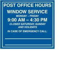 post office hours for n1024050