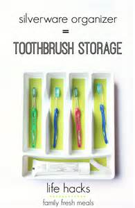 Bathroom Toothbrush Storage » New Home Design
