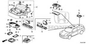 2013 honda accord interior parts diagram auto parts diagrams