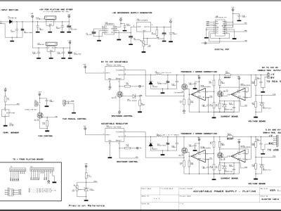 bench power supply schematic platino adjustable bench power supply 130406 1 elektor labs