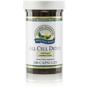 All Cell Detox Nature 39 by All Cell Detox By Nature S