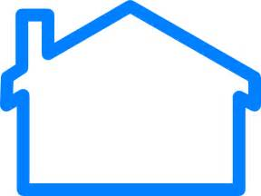 Outlines Of Houses Clipart by House Clipart Outline Clipartsgram