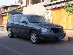 2009 Chrysler Pacifica Document Moved