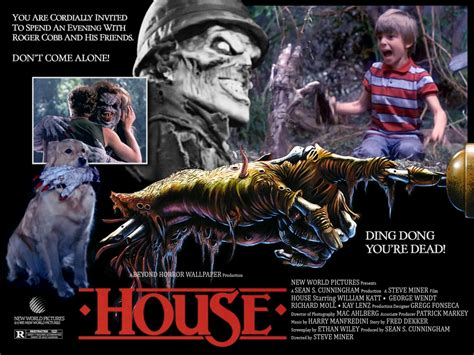 house movies rejection of masculinity in steve miner s house modern